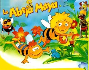 abeja maya